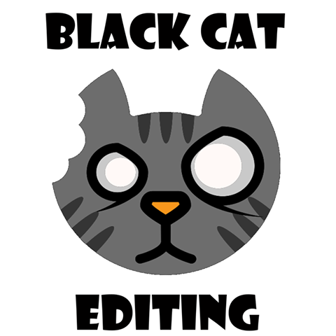 Black Cat Editing & Design