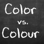 color-versus-colour