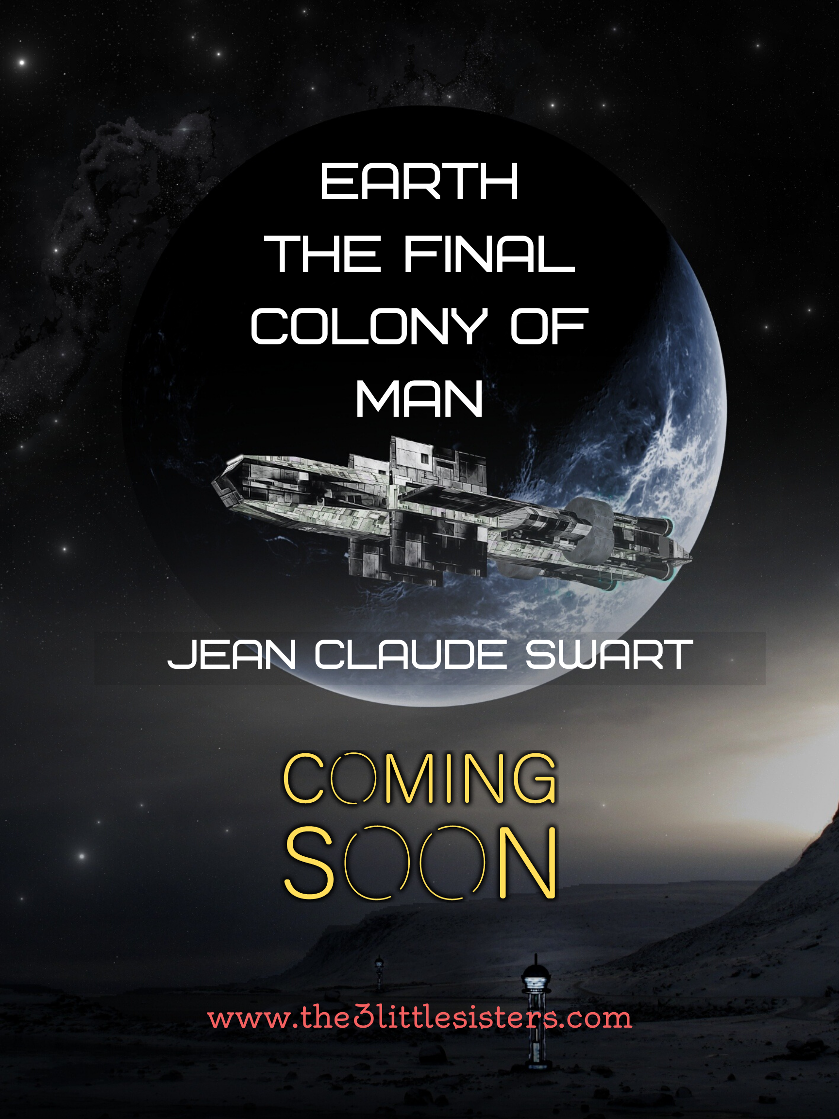 Earth The Final Colony Of Man